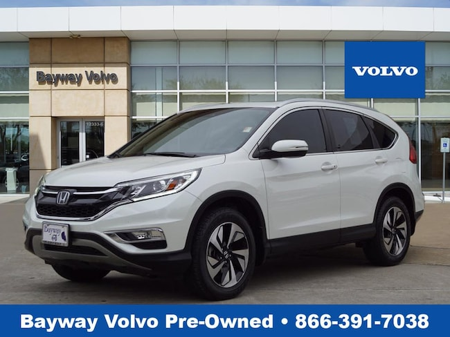 Used 2016 Honda CR-V Touring FWD SUV in Houston TX