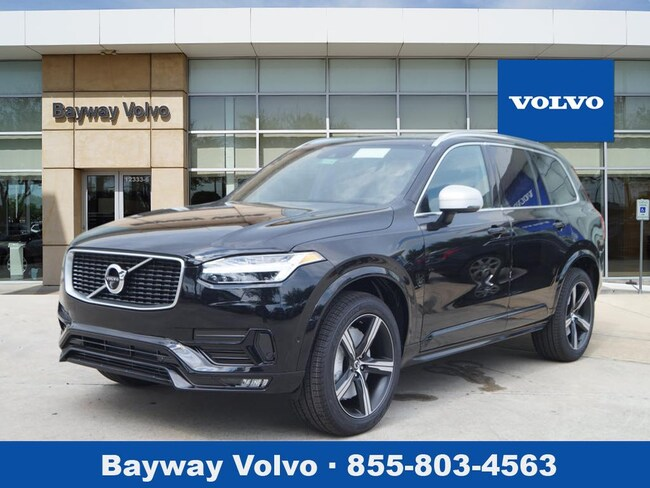 2019 Volvo XC90 T6 R-Design SUV in Houston