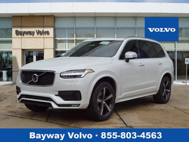 2019 Volvo XC90 T6 R-Design SUV in Houston TX