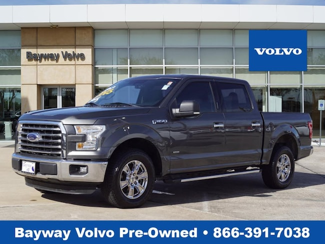 Used 2015 Ford F-150 Truck SuperCrew Cab in Houston TX