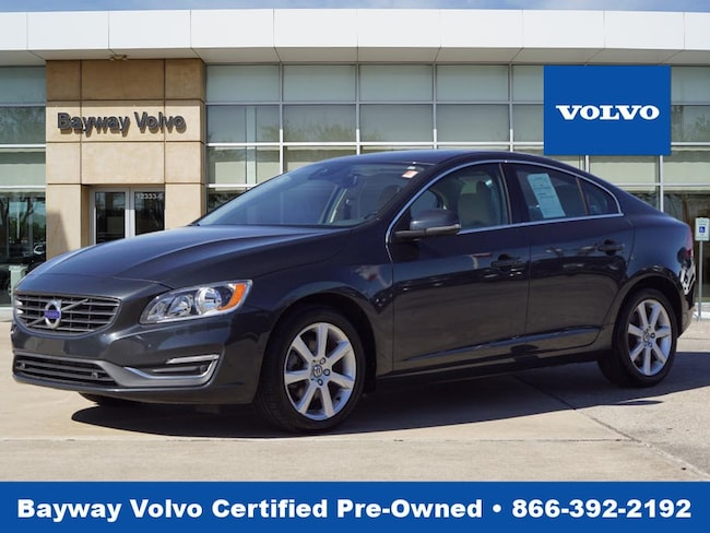 Used 2016 Volvo S60 T5 Drive-E Premier Sedan in Houston TX