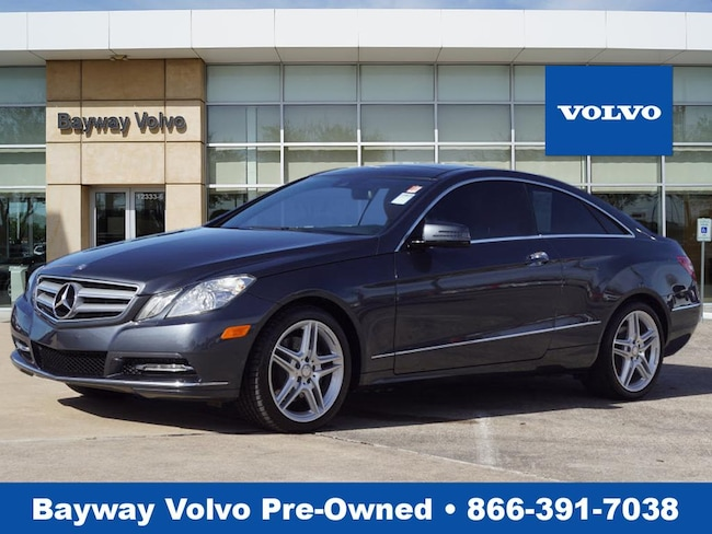 Used 2013 Mercedes-Benz E-Class E 350 Coupe in Houston TX