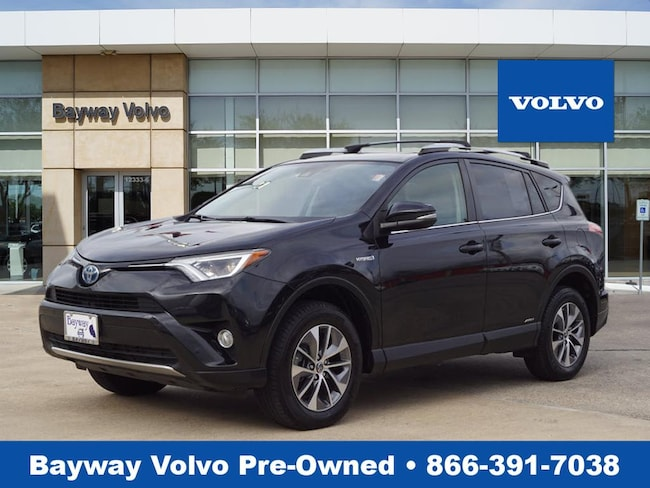 Used 2016 Toyota RAV4 Hybrid XLE SUV in Houston TX