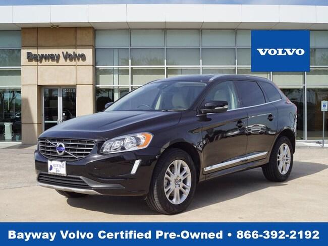 Used 2016 Volvo XC60 T5 Drive-E Premier SUV in Houston TX