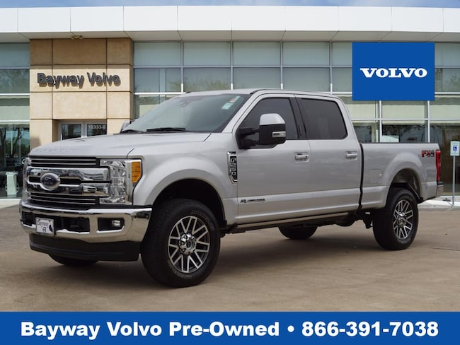 Used 2017 Ford F-250 Truck Crew Cab in Houston TX