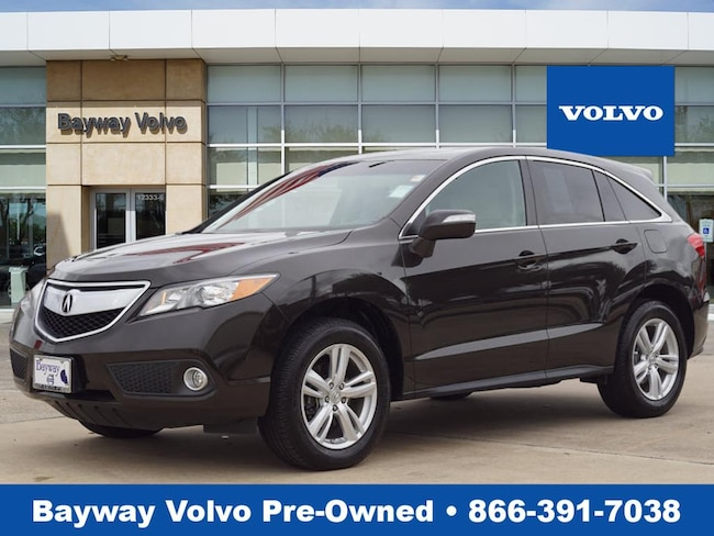 Used 2015 Acura RDX Base w/Technology Package (A6) SUV in Houston TX