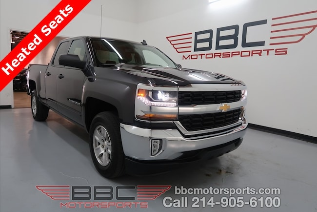 2016 Chevrolet Silverado 1500 LT All Star Edition Truck