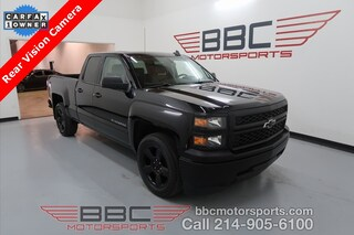 2015 Chevrolet Silverado 1500 Black Out Edition Truck