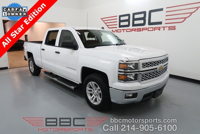 2014 Chevrolet Silverado 1500 LT  All Star Edition Truck