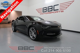 2016 Chevrolet Camaro 2LT RS Coupe
