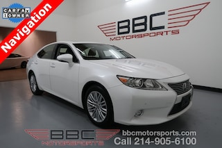 2015 LEXUS ES 350 Luxury Sedan