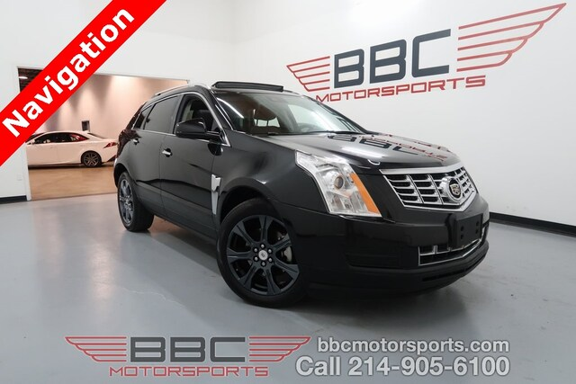 Used 2014 Cadillac Srx For Sale At Bbc Motorsports Vin
