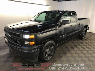 2015 Chevrolet Silverado 1500 Black Out Edition Truck