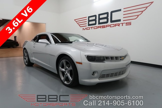 2014 Chevrolet Camaro 2LT RS Coupe