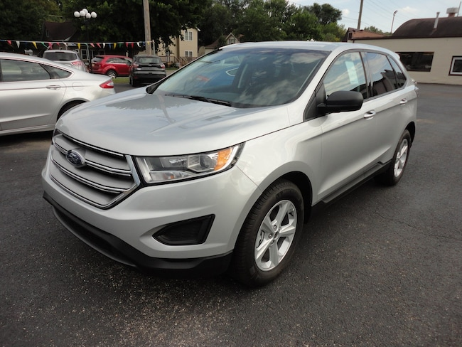 2018 Ford Edge SE SE FWD
