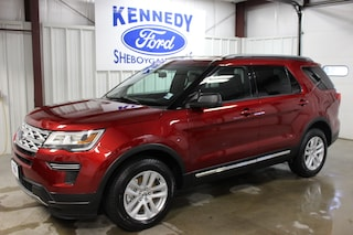 2019 Ford Explorer XLT WAGON