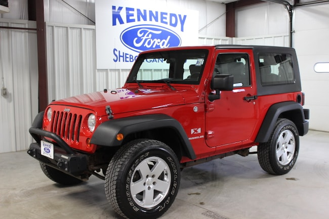 2009 Jeep Wrangler X WAGON