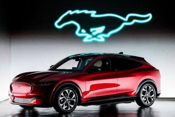 Order The 2020 Ford Mustang Mach E Now Kennedy Ford