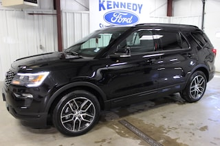 2019 Ford Explorer Sport WAGON