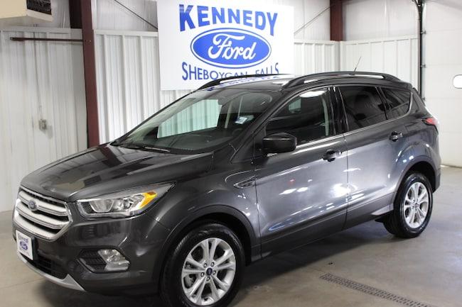 2018 Ford Escape WAGON