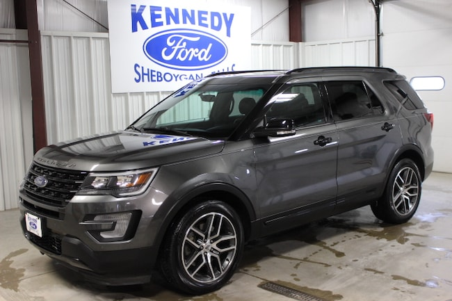 2016 Ford Explorer Sport 4WD WAGON