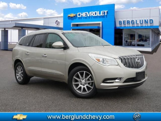 2017 Buick Enclave Leather AWD Leather  SUV