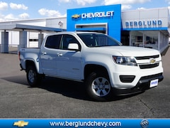 2018 Chevrolet Colorado Work Truck 4x4 Work Truck  Crew Cab 5 ft. SB