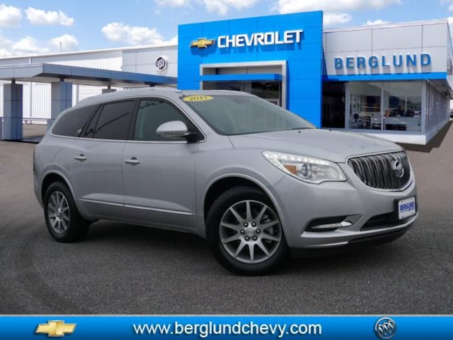 Used 2017 Buick Enclave Leather Group SUV For Sale in Lynchburg