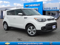 2017 Kia Soul Base Crossover 6A