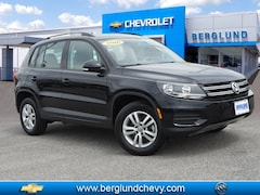 2016 Volkswagen Tiguan 2.0T S 4motion AWD 2.0T S 4Motion  SUV