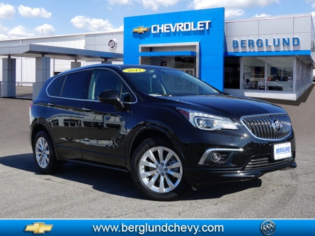 Used 2017 Buick Envision Essence SUV For Sale in Lynchburg