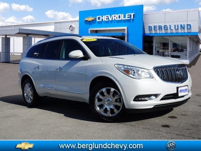 2017 Buick Enclave Leather Group SUV