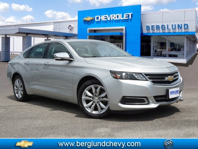 Used 2016 Chevrolet Impala For Sale at Land Rover Roanoke | VIN