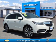 2016 Acura MDX SH-AWD w/Tech SH-AWD  SUV w/Technology and AcuraWatch Plus Packa