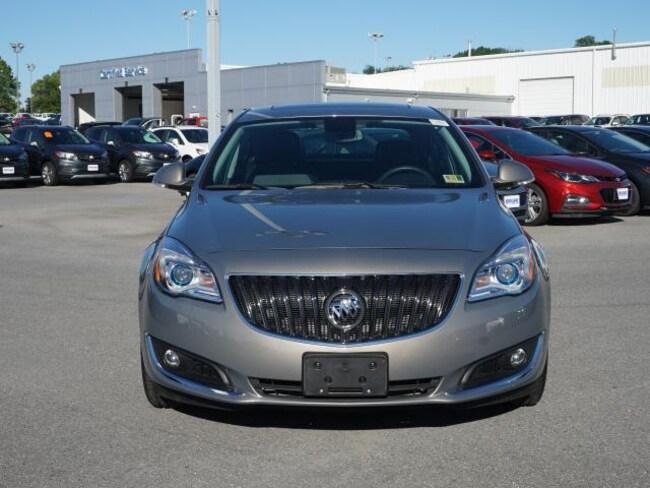 New 2017 Buick Regal For Sale Bedford Va