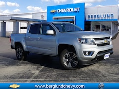 2018 Chevrolet Colorado Work Truck 4x4 Work Truck  Crew Cab 6 ft. LB