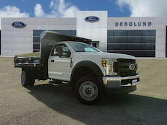 2018 Ford F-550 Chassis Truck Regular Cab