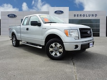 2013 Ford F-150 STX 4x4 STX  SuperCab Styleside 6.5 ft. SB