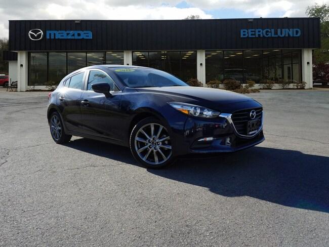 2018 Mazda Mazda3 Touring Touring  Hatchback 6A