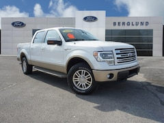 2014 Ford F-150 King Ranch 4x4 King Ranch  SuperCrew Styleside 5.5 ft. SB