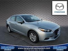 2018 Mazda Mazda3 Sport Sedan