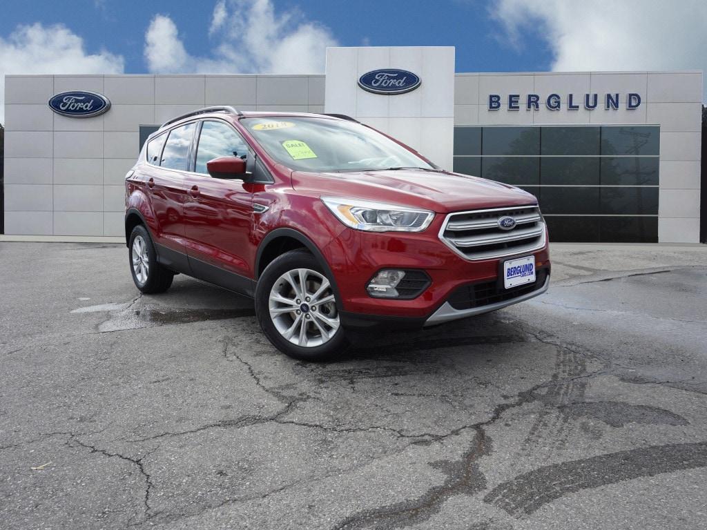2018 Ford Escape SEL SEL  SUV