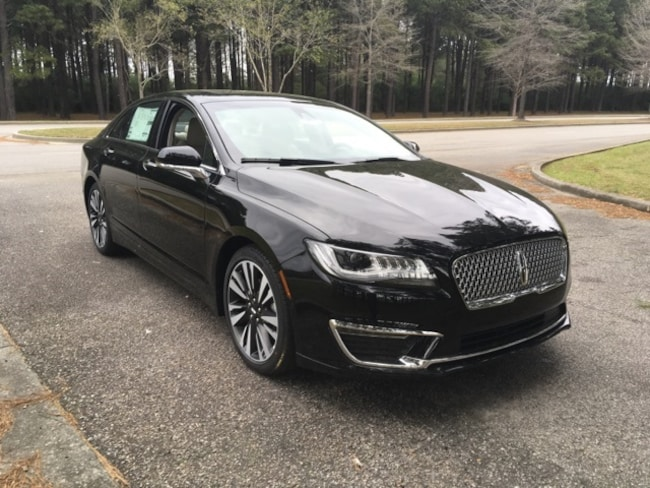 2018 Lincoln Mkz Sedan Myrtle Beach Features Pricing