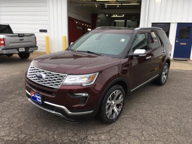 2019 Ford Explorer Platinum SUV