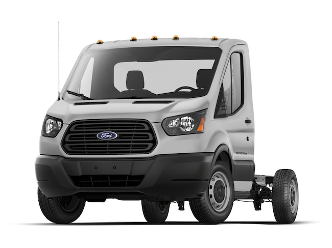 2019 Ford Transit-350 Base 156 WB Cab/Chassis
