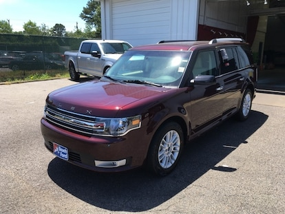 New 2019 Ford Flex For Sale at Beach Ford Inc | VIN