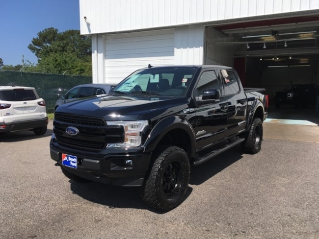 2018 Ford F-150 Lariat Tuscany Truck