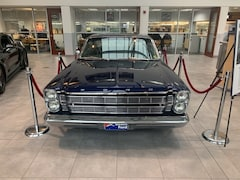 1966 Ford Galaxy Custom