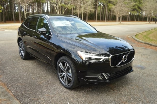 New 2018 Volvo XC60 T6 AWD Momentum SUV For sale near