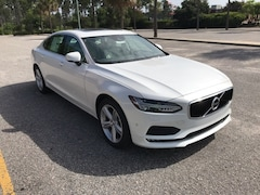 New 2018 Volvo S90 T5 AWD Momentum Sedan LVY982MK4JP024049 For Sale in Myrtle Beach SC
